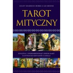 Tarot mityczny. Książka i 78 kart