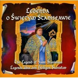Legenda o Świętym Stanisławie   The legend of Saint Stanislaus  Legende über den Beligen Stanisław
