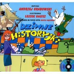 Dziwne historyjki + CD