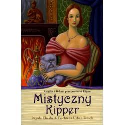 Mistyczny Kipper. Książka i 36 kart przepowiedni Kipper