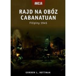 Rajd na obóz Cabanatuan Filipiny 1945