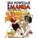 Jak powstaje Manga tom 8 Anatomia