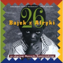 26 bajek z Afryki