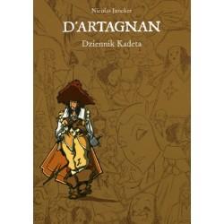 D'Artagnan. Dziennik kadeta.