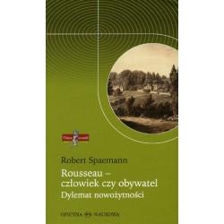 Rousseau - człowiek czy obywatel