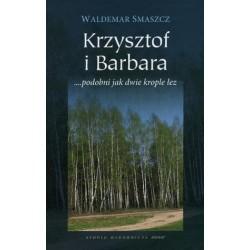 Krzysztof i Barbara  podobni jak dwie krople łez