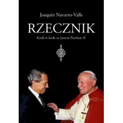 Rzecznik  Krok w krok za Janem Pawłem II