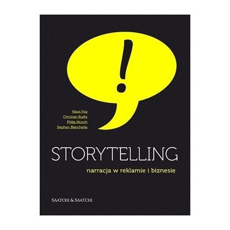 STORYTELLING - narracja w reklamie i biznesie