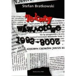 Teksty wywrotowe 1992-2008