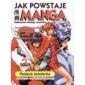 Jak powstaje Manga tom 2 Postacie bohaterów