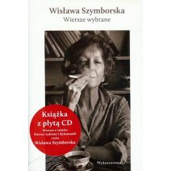 Wiersze wybrane + CD Wisława Szymborska