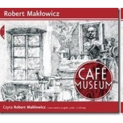 Cafe Museum AUDIOBOOK