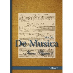 De musica Vol VI