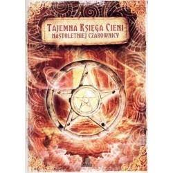 Tajemna Księga Cienia nastoletniej czarownicy