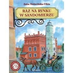 Raz na rynku w Sandomierzu