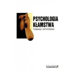 Psychologia kłamstwa