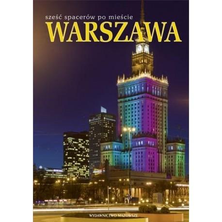 Warszawa. Sześć spacerów po mieście  wersja polska
