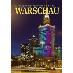 Warszawa. Sześć spacerów po mieście wersja niemiecka