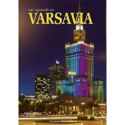 Warszawa. Sześć spacerów po mieście wersja włoska