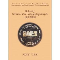 Referaty Seminariów Antropologicznych