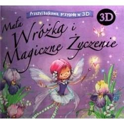 Mała wrózka i magiczne życzenie 3D