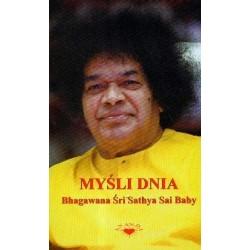 Myśli dnia. Bhagawana Śri Sathya Sai Baby