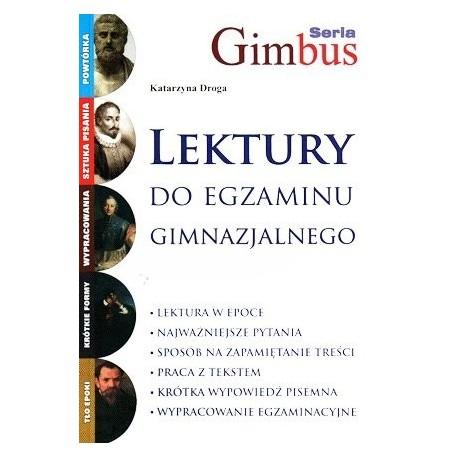Gimbus - Lektury do egzaminu gimnazjalnego