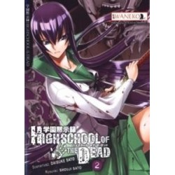 Highschool Of The Dead Tom 2