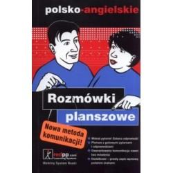 Rozmówki planszowe polsko-angielskie