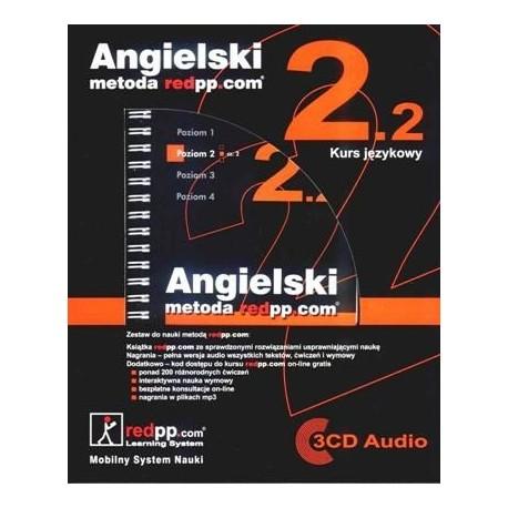 Angielski. Poziom 2.2 Metoda red.pp