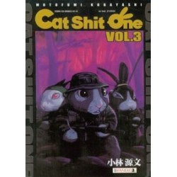 Cat Shit One Vol 3