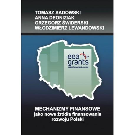Mechanizmy finansowe jako nowe źródło finansowania rozwoju Polski